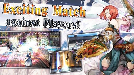 Online MMORPG AVABEL [Action] APK screenshot 1