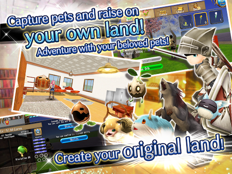 RPG Toram Online APK screenshot 1