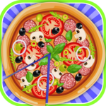 Pizza Cooking Games 2018 icon