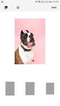 InstraFitter : No Crop for Instagram, Square Photo APK screenshot 1