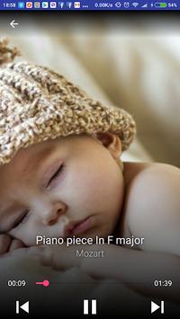 Mozart Baby Sleep APK screenshot 1