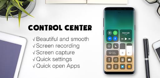 Control Center IOS 12 - Control Center pc screenshot