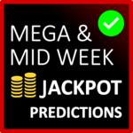 Mega & Mid Week Jackpots & Bets tips Predictions icon