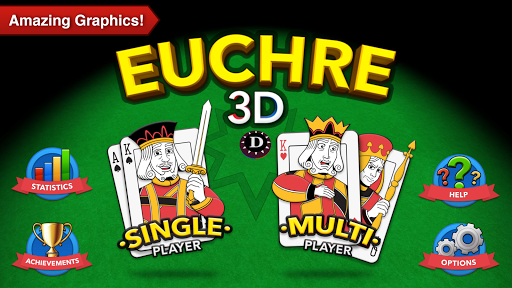 Euchre 3D APK screenshot 1