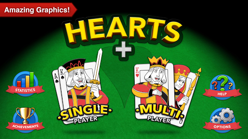 Hearts + APK screenshot 1