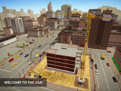 Construction Simulator 2 Lite APK screenshot 1