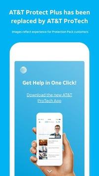 AT&T Protect Plus APK screenshot 1