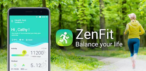 ASUS ZenFit pc screenshot