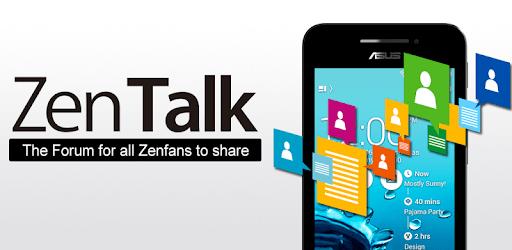 ASUS ZenTalk Community pc screenshot