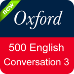 500 English Conversations 3 icon