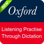 English Listening Practice Through Dictation icon