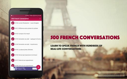 French Conversation APK screenshot 1