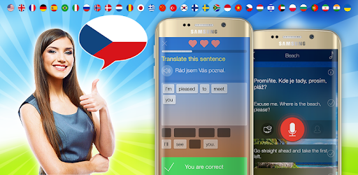 Learn Czech. Speak Czech pc screenshot