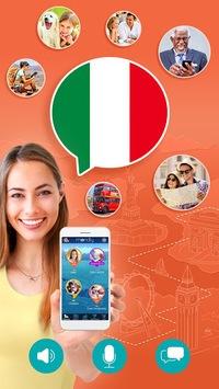 Learn Italian. Speak Italian APK screenshot 1