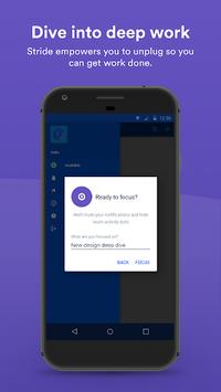 Stride – a complete communication solution APK screenshot 1