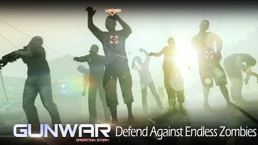Gun War: Shooting Games APK screenshot 1