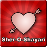 Hindi Sher O Shayari✦ Love/Sad APK icon