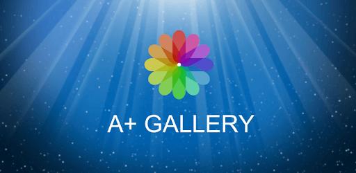 A+ Gallery - Photos & Videos pc screenshot