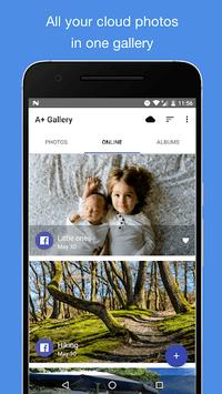A+ Gallery - Photos & Videos APK screenshot 1