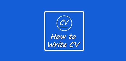 How to Write CV pc screenshot