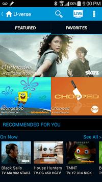 AT&T U-verse APK screenshot 1