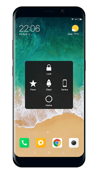 Assistive Touch for Android 2 APK screenshot 1