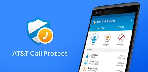 AT&T Call Protect pc screenshot