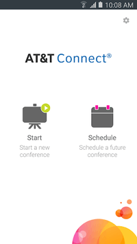 AT&T Connect APK screenshot 1