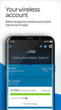myAT&T APK screenshot 1