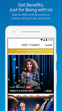 AT&T THANKS® APK screenshot 1