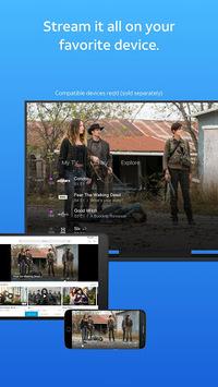 AT&T WatchTV APK screenshot 1