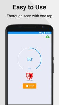 Antivirus Android APK screenshot 1