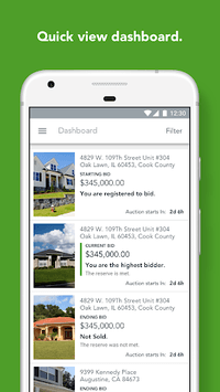 Auction.com - Foreclosure Real Estate for Sale APK screenshot 1