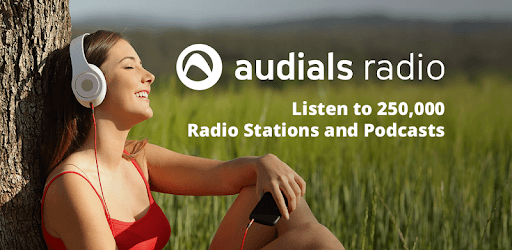 Radio Player, MP3-Recorder by Audials pc screenshot