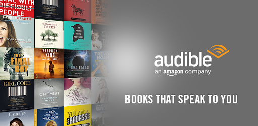 Audiobooks from Audible pc screenshot