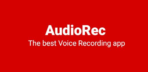 AudioRec - Voice Recorder pc screenshot