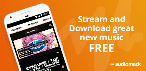 Audiomack   Download New Music pc screenshot