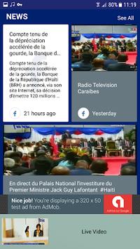 RTVC Haiti APK screenshot 1