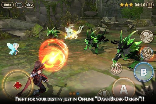 Dawn Break -Origin- APK screenshot 1