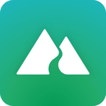 ViewRanger: Trail Maps for Hiking, Biking, Skiing icon