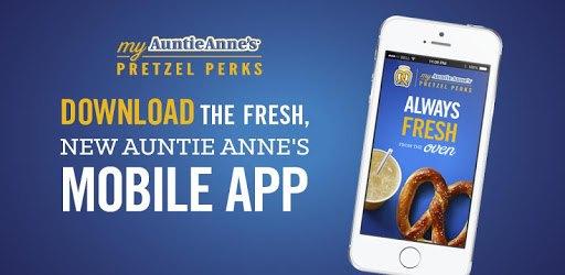 Auntie Anne's Pretzel Perks pc screenshot