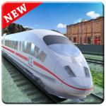 Bullet Train Simulator Train Games 2018 icon