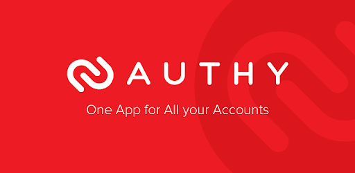 Authy 2-Factor Authentication pc screenshot