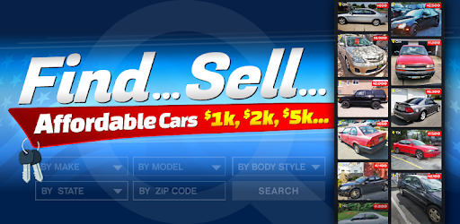 Cheap Cars For Sale - Find or Sell (Autopten) pc screenshot