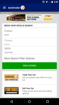 Autotrader - Cars For Sale APK screenshot 1