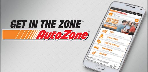 AutoZone pc screenshot