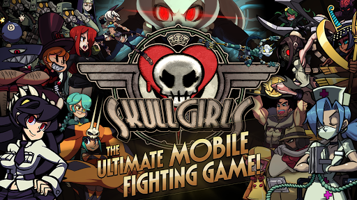 Skullgirls APK screenshot 1