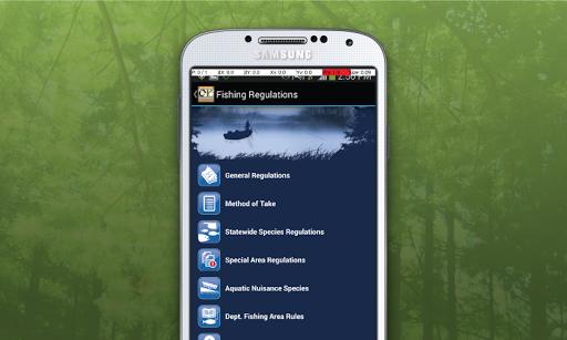 OK Fishing & Hunting Guide APK screenshot 1