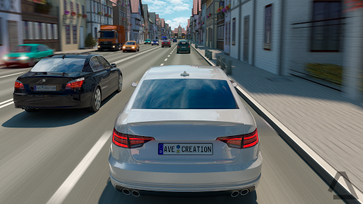 Driving Zone: Germany APK screenshot 1