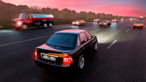 Driving Zone: Russia APK screenshot 1